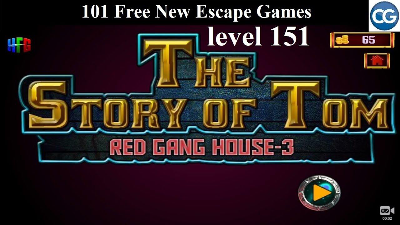 501 free new escape games level 151