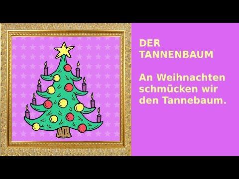 weihnachten 24 s tze auf deutsch german for children. Black Bedroom Furniture Sets. Home Design Ideas