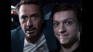 Видеоблог Человека-паука / Человек-паук: Возвращение домой (2017)