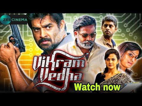Vikram Vedha (2018) New Hindi Dubbed Movie | R. Madhavan, Vijay Sethupathi information