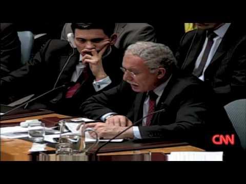 Riyad Al-Malki (Gaza Resolution)