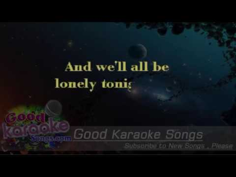 Nothing Ever Happens  - Del Amitri (Lyrics Karaoke) [ goodkaraokesongs.com ]