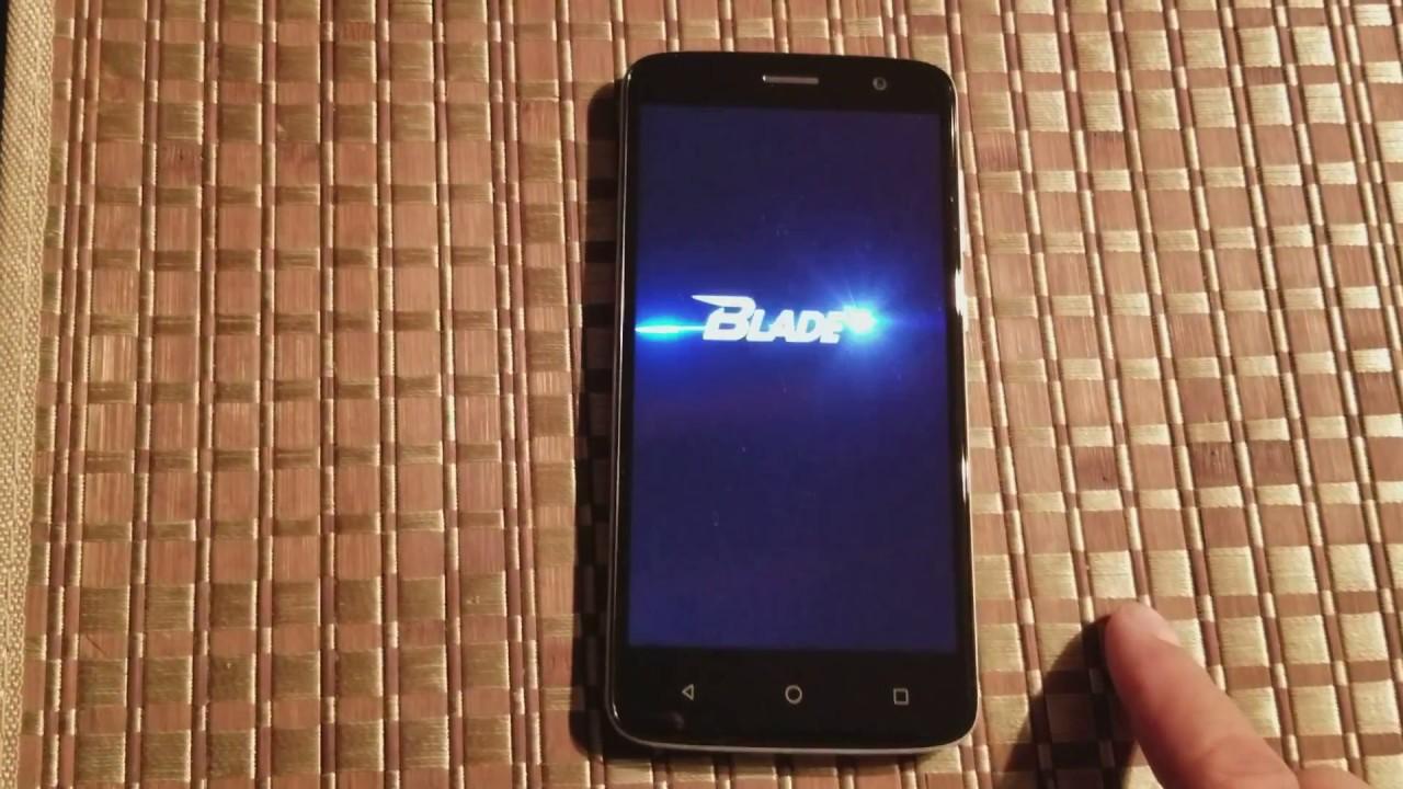 ZTE Blade Spark unboxing desenpaquetado Android 7 1 1