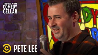 "Pete Lee: ""I'm Surprisingly Straight"" - This Week at the Comedy Cellar"