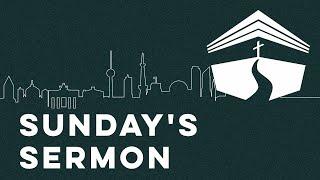 Sermon - 21. March 2021