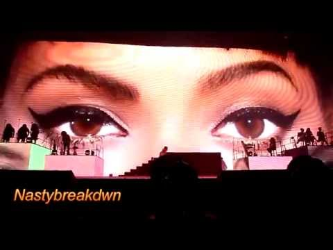 Beyoncé - Countdown & Bow Down Live Revel Atlantic City