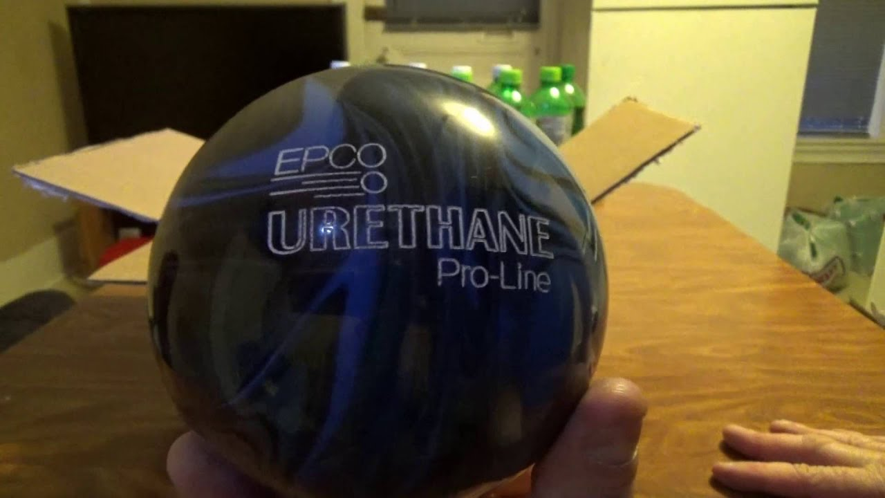 Unboxing the EPCO 4-Pack Candlepin Bowling Balls, & BSI Bowling Bag