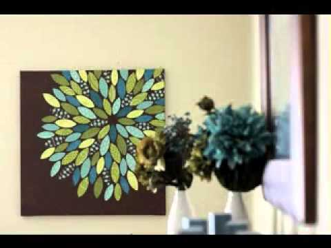 Easy DIY canvas painting decor ideas - YouTube