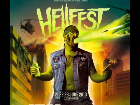 KoRn - Hellfest (6/22/13) at Clisson, France
