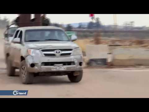 عبارات لناشطين في الغوطة الغربية تطالب بالمعتقلين وطرد إيران  - 22:00-2019 / 12 / 7