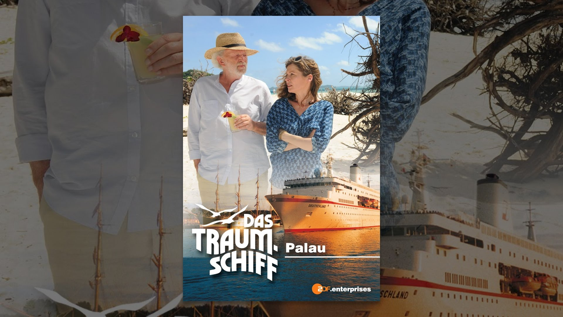 Das Traumschiff Palau