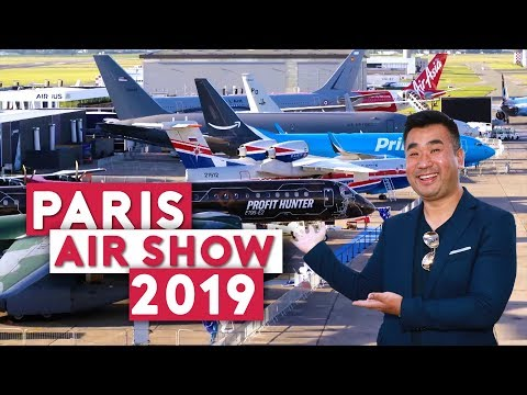 The BEST of Paris Air Show 2019