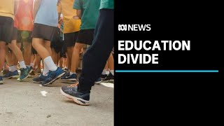 Landmark study finds closing education divide will take a generation | ABC News