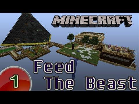 how to run feed the beast