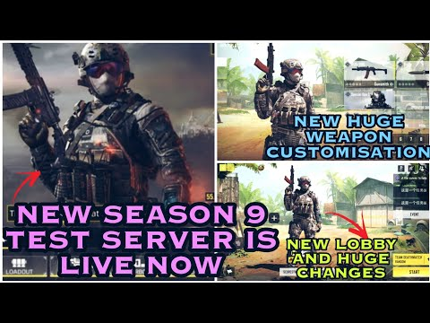 How To Download Cod Mobile Season 9 Test Server