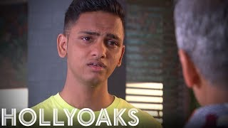 Hollyoaks: Imran's Apology