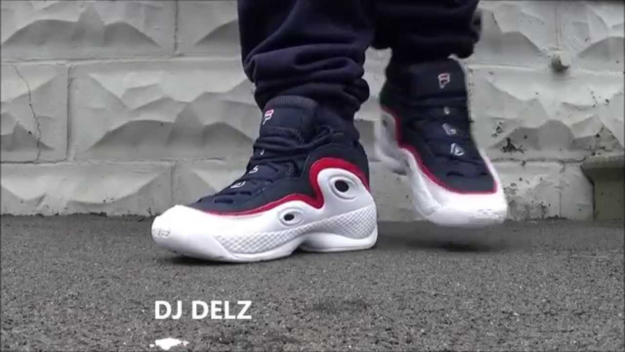 fila shoes grant hill 96 release the memo youtube