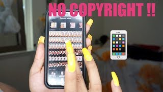 HOW TO ADD MUSIC TO IG VIDEOS WITHOUT BEING COPYRIGHTED !!