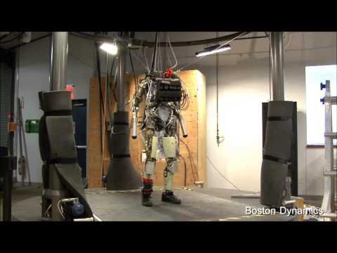 Darpa PetMan Robot - Complete info