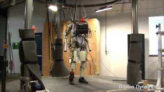 Darpa PetMan Robot - Complete info