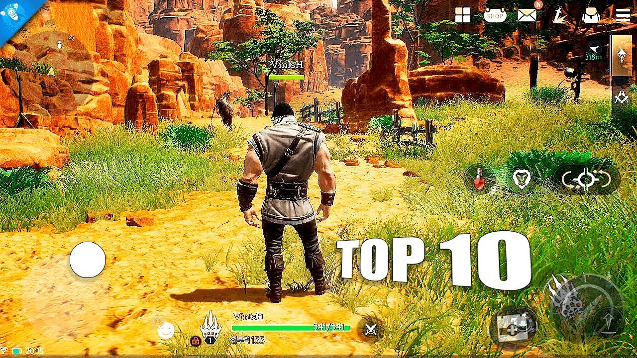 Top 10 Juegos Android & iOS MMORPG 2021 | ¡Yes Droid!