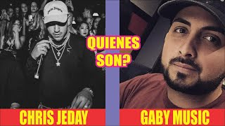 Gaby Music Y Chris Jeday 10 Cosas Que Sabias | (TOP 10)