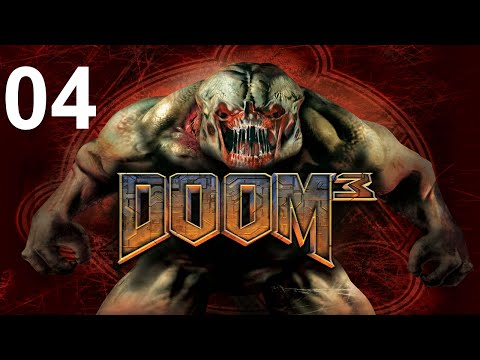 DOOM 3 [04/27] - Administration: Union Aerospace Corporate Division | Let's Play Doom 3