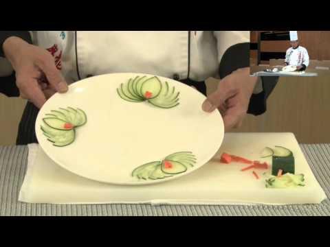2-1大黃瓜圍盤盤飾