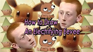 How To Draw An Eevee - Drawing Dynamics - EP13 SE2