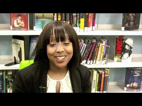 Tracy Brown at NYPL