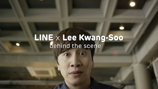 LINE TVC BTS - LINE Mileage X LEE KWANG SOO, Malaysia