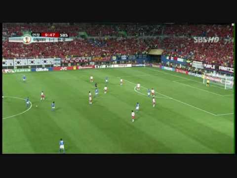 WC 2002 Korea Republic - Italy 18-6-02 Part 14