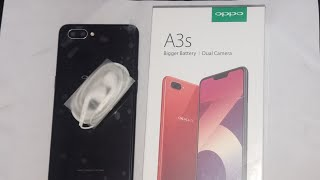 Oppo new phone A3s review