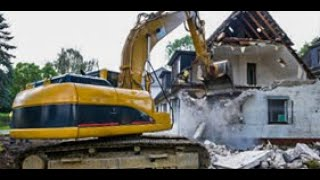 Demolition Digger. A Real Side Experience. Part 1