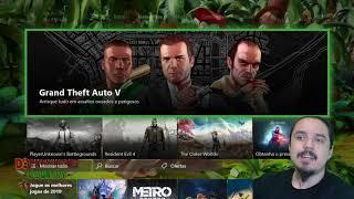 GTA V Entrou no Xbox Game Pass!!! + Promoção 3 meses de Pass Ultimate a 1 real!!!
