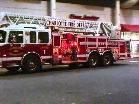 Charlotte Fire Department Mecklenburg County Ems Youtube