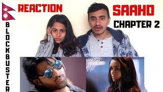 Shades Of Saaho Chapter 2   Nepalese Reaction   Prabhas 🙏  Shraddha Kapoor 😍  Saaho 🔥
