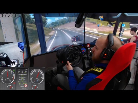 Euro Truck Simulator 2 day 5 career mode / part 2
