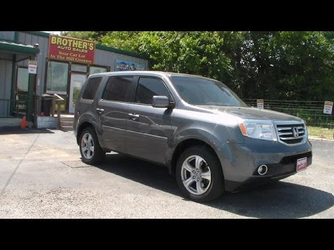 2012 Honda Pilot LX Review