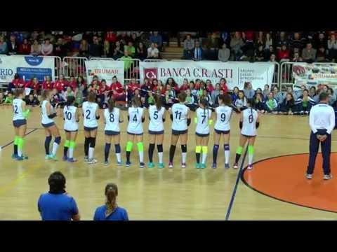 Finale U14 Le Incredibili. Lilliput - Bracco Pro Patria Milano