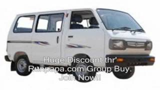 Maruti Suzuki Omni Price, Maruti Suzuki Omni Van