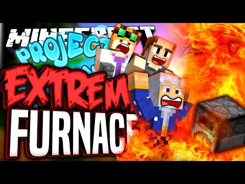 Minecraft - EXTREME FURNACE - Project Ozone #122