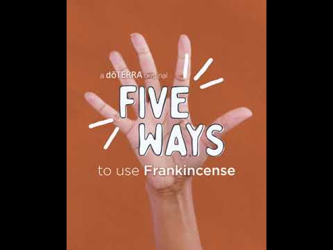 5 Ways   Frankincense