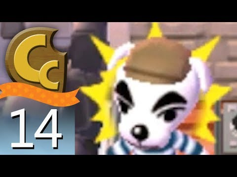 Animal Crossing: New Leaf - Welcome amiibo - Day 14: Crashing the Concert