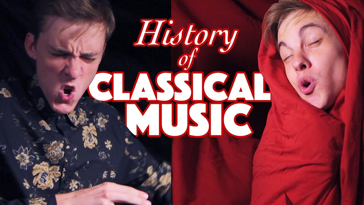 Evolution of Classical Music