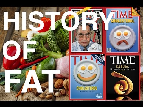 The Story of Fat: Why we were Wrong about Health