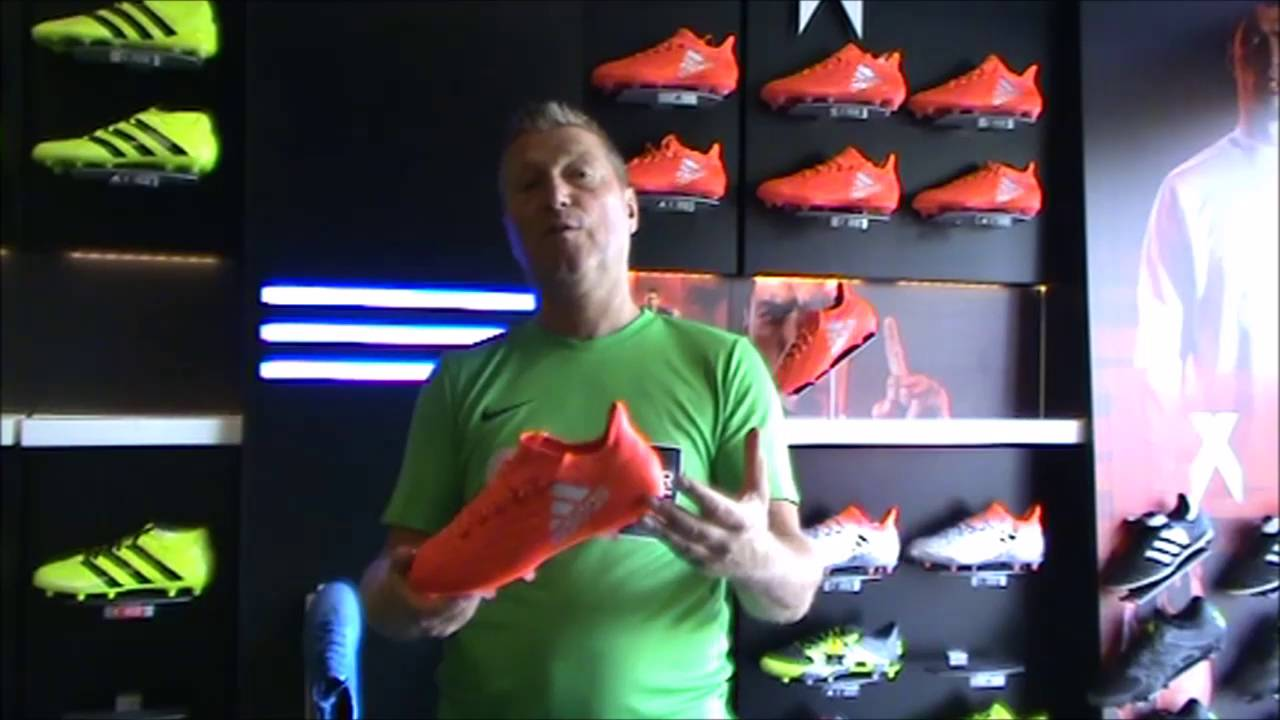 1d29f5324cd SPORT 2000 Soccer Center: Paul Pessel - adidas X - YouTube