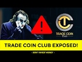 Trade Coin Club - TCC Webinar With Joff Paradise In ...