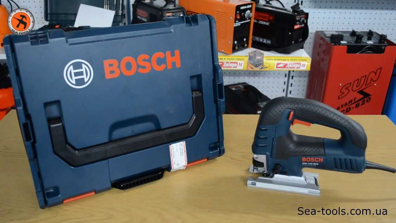 bosch gst 150 bce youtube. Black Bedroom Furniture Sets. Home Design Ideas