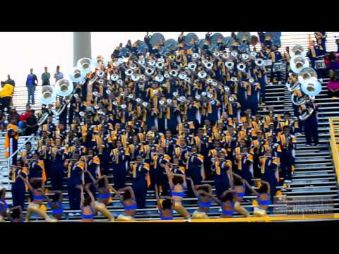 NC A&T vs SCSU 5th Quarter 2012